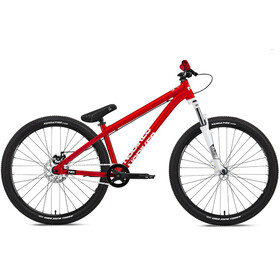 "NS Bikes Zircus MTB Hardtail 26"" red"